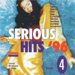 Various - Serious Hits '96 - Volume 4 download